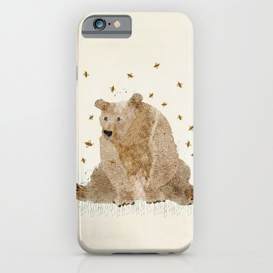 bear grizzly  iPhone & iPod Case