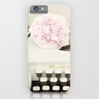 Remington and rose iPhone 6 Slim Case
