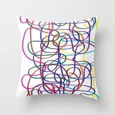 Le Ponche Throw Pillow