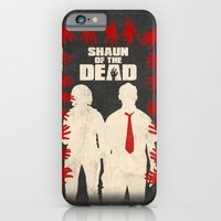 iPhone & iPod Case featuring Shaun Of The Dead by Bill Pyle