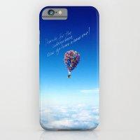 Glamorous Sky iPhone 6 Slim Case