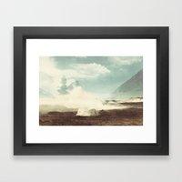 Bolivia/Peru Collaboration with Matt Shelley (Part three)  Framed Art Print
