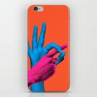 What I Need iPhone & iPod Skin