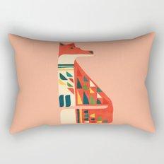 Century Fox Rectangular Pillow