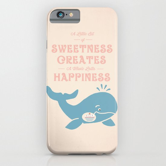 A Little Sweetness iPhone & iPod Case