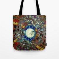 Mosaic Abstract 2 Tote Bag