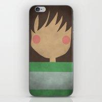 Chihiro iPhone & iPod Skin