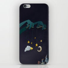 The Night Puppeteer iPhone & iPod Skin