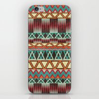 Native. iPhone & iPod Skin