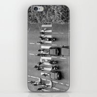 La cité iPhone & iPod Skin