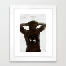 True Detective - The Secret Fate Of All Life Framed Art Print