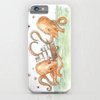 Octopus Valentine  iPhone 6 Slim Case