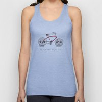 The Most Badass Bicycle … Unisex Tank Top