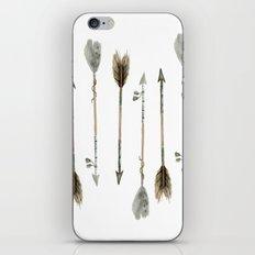 Watercolor Fall Arrows  iPhone & iPod Skin