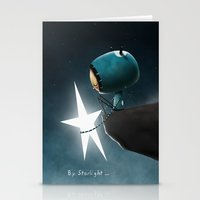 By starlight... Stationery Cards