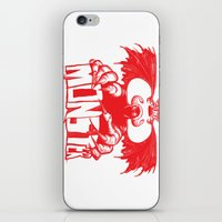 Game monster  iPhone & iPod Skin