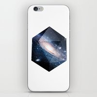Cosmic Chance iPhone & iPod Skin