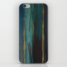 Art textiles iPhone & iPod Skin