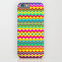 Aztec Summer Colors Beac… iPhone 6 Slim Case