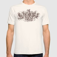 Sins Natural Mens Fitted Tee SMALL