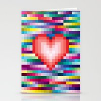 Mega ☐ Love Stationery Cards