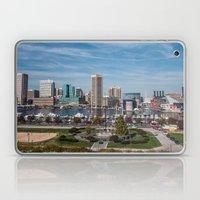 Baltimore Skyline Laptop & iPad Skin