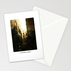 In The Comfort Of Shadows Stationery Cards