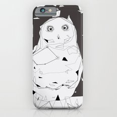 snow owl iPhone 6 Slim Case