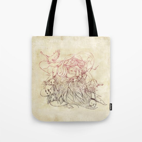 Listen to your soul Tote Bag