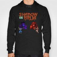 Shadow Of The Ninja- Blu… Hoody