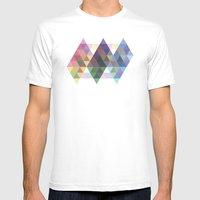 Fig. 034 Mens Fitted Tee White SMALL