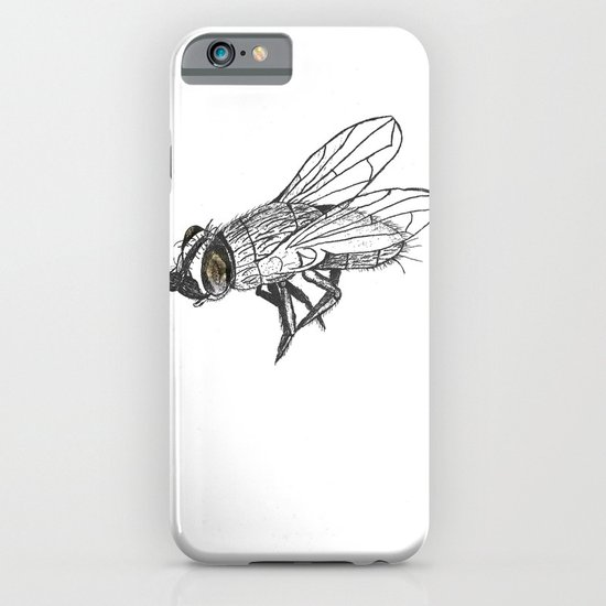 French Fly iPhone & iPod Case