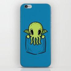 Pocket Cthulhu iPhone & iPod Skin