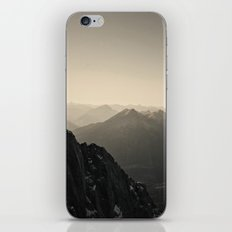 Mountain Side Color Photography Germany Europe Nature iPhone & iPod Skin