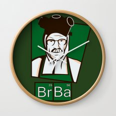 The Cook of Breaking Bad Wall Clock