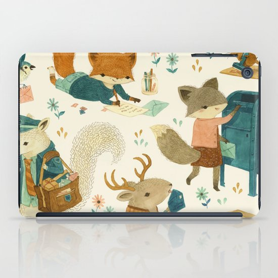 Critter Post iPad Case