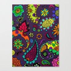 Botanic 2 Canvas Print