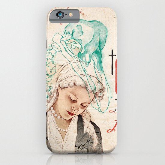Dodo Love iPhone & iPod Case