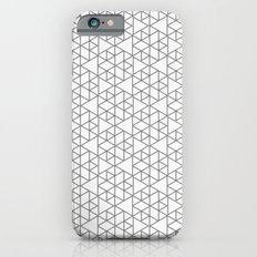 Karthuizer Grey & White Pattern Slim Case iPhone 6s