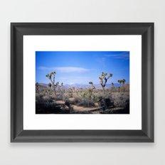 Jtree Ix Framed Art Print