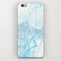 Fire Line iPhone & iPod Skin