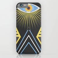 iPhone & iPod Case featuring ▲panoptos▲ by .dione tigre.
