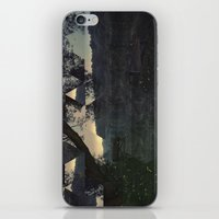 Between Dreams and Fears iPhone & iPod Skin