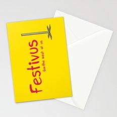 Happy Festivus Stationery Cards