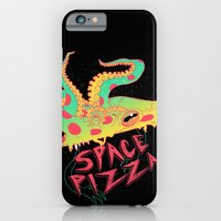 Space Pizza iPhone 6 Slim Case