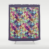 Circling Shower Curtain