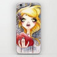 Ripped Heart iPhone & iPod Skin