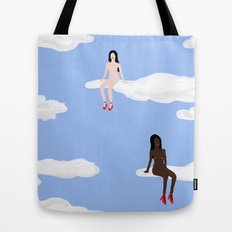 All Strippers Go To Heaven Tote Bag