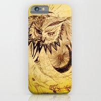 Owl Doodle iPhone 6 Slim Case