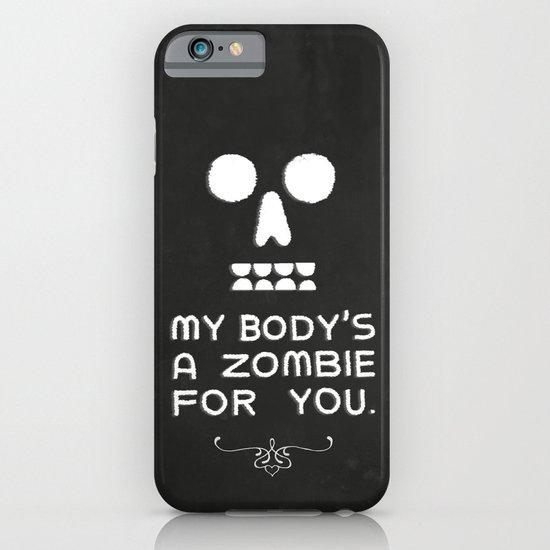 Zombie Love iPhone & iPod Case